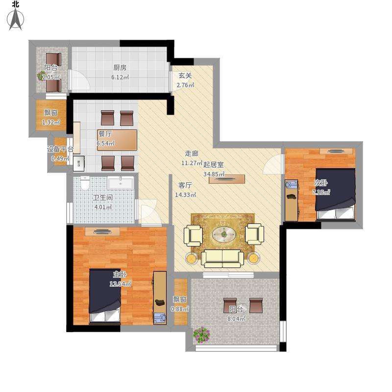 洪山-佳兆业金域天下-设计百科楼盘方案分析,洪上森室内建筑设计风水图片