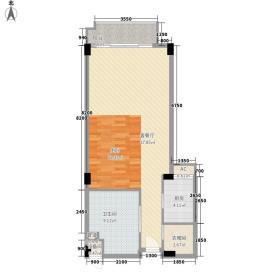 观澜湖比佩亚公寓户型