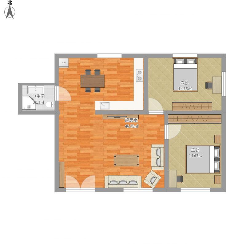 我的 设计 农村 小 套房户型 图大全,装修 户型 图,户高清图片