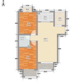 蓝域拿铁公寓户型