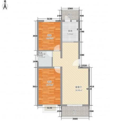 绿城新干线绿城新干线户型图户型图2室2厅1卫1厨户型2室2厅1卫1厨-副本