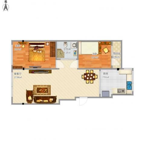 95平两室两厅-副本