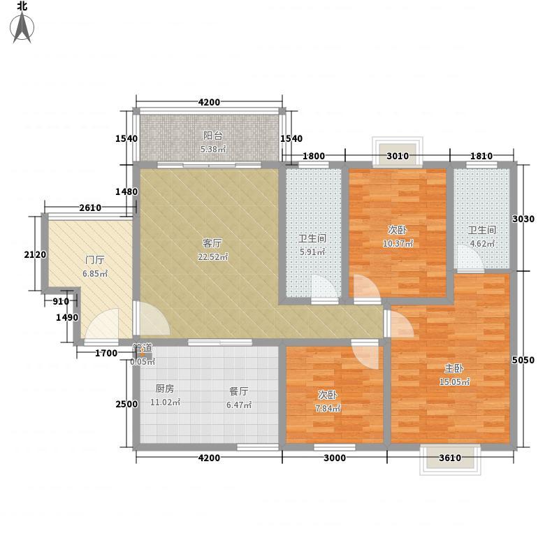 贵州省 贵阳市 开阳县 开阳-开阳辰龙花园-设计方案 户型图