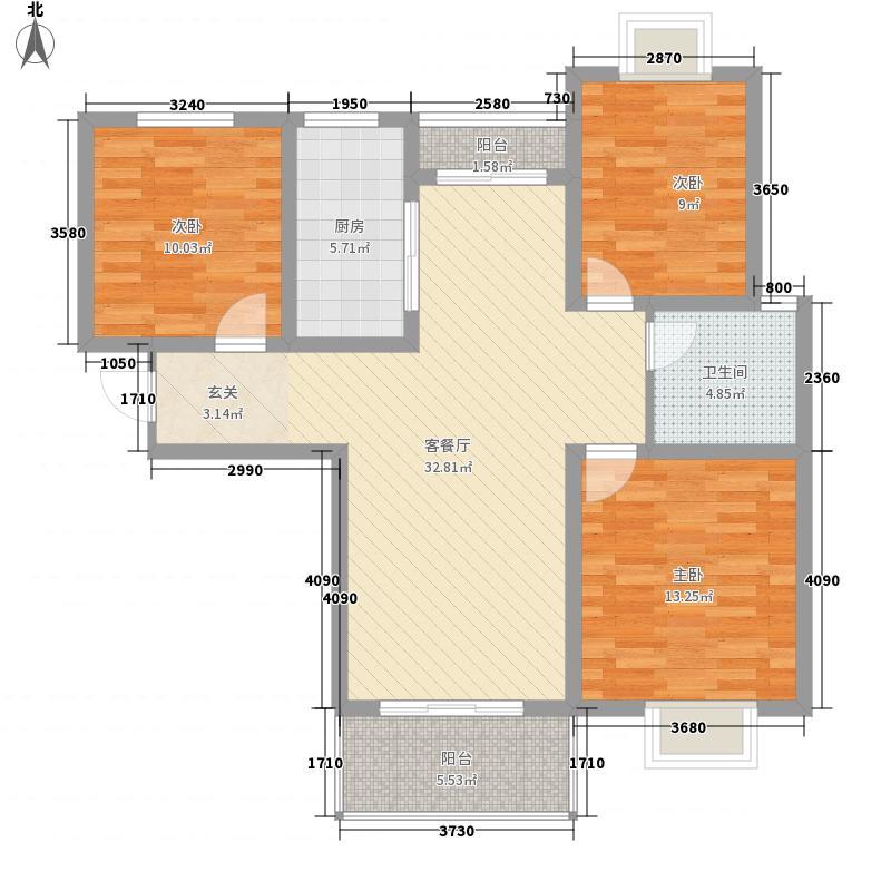 房间风水户型风水分析|房屋风水图解