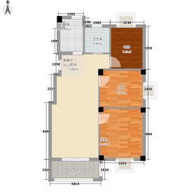 万景梅庭C[]户型3室2厅2卫1厨