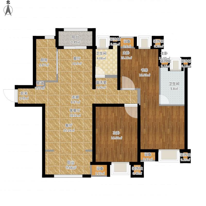 徐州-月方案湖湾-分析星星楼盘风水设计,徐州-bld室内设计图片