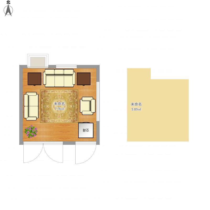 三盛国际城小区户型图