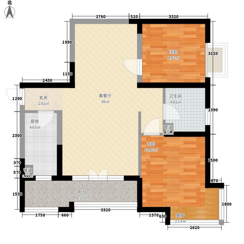 广东 广州 锦绣香江玉兰园锦绣香江玉兰园户型图2室2厅户型图2室2厅1