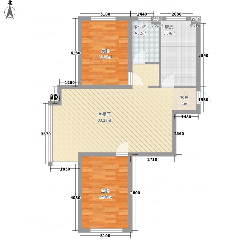 户型设计 沈铁青橙社区12~16#楼户型  建筑面积:98平方米 更新日期