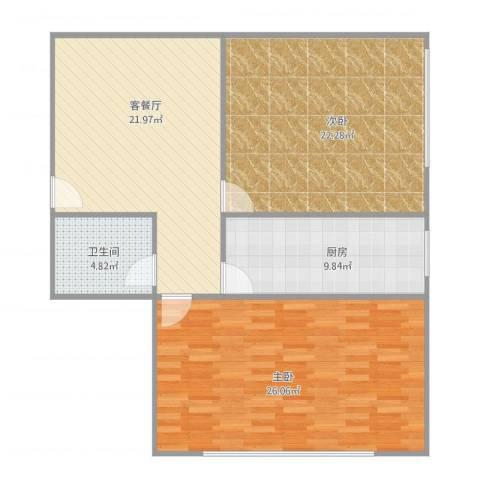 大连_新起点公寓_2015-11-24-1025