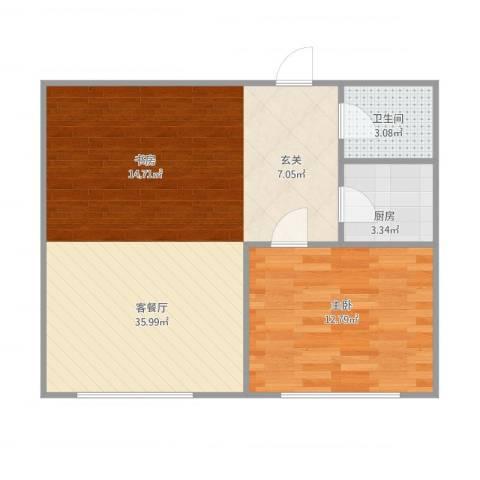 大连_新起点公寓_2015-11-24-1919