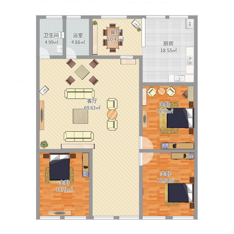 农村自建房设计图-副本