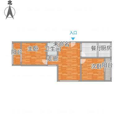 融鑫园小区的户型图