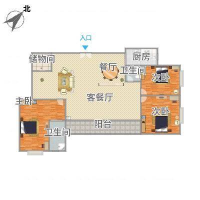 上海_国信世纪海景1-1901_2015-12-19-1428