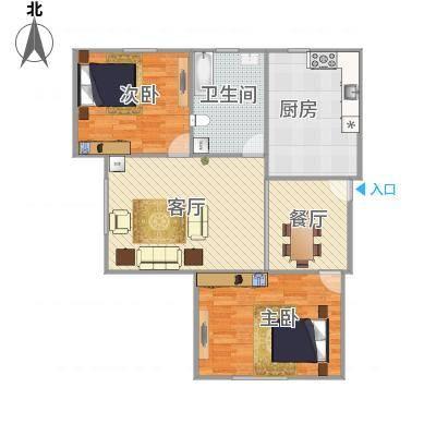 上海_花木公寓_2015-12-19-1540