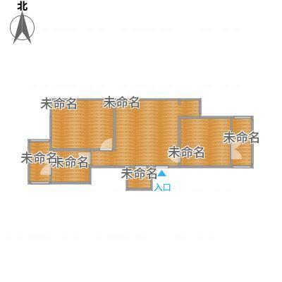 融鑫园小区83.00㎡面积8300m户型
