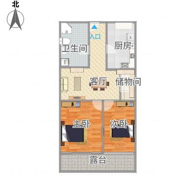 上海_莲溪六村_2015-12-19-1904