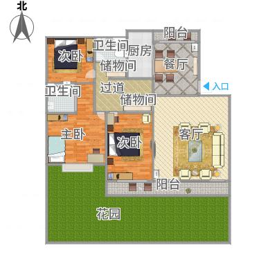 上海_宏润韶光花园_2015-12-20-1158