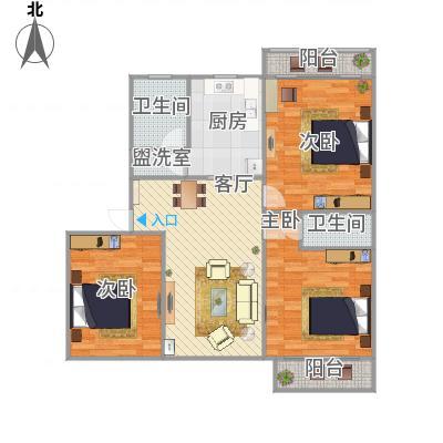 石家庄_天山花园_2015-12-21-1906
