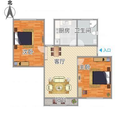 上海_东陆三街坊_2015-12-21-0946