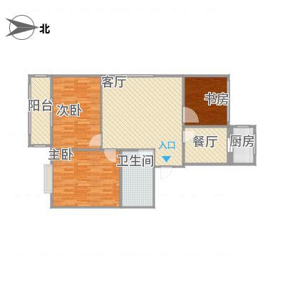 天津_仁永名居_2015-11-11-1648-女孩房