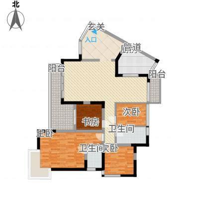博罗区中港城4栋2单元03户型
