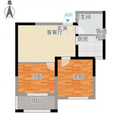 中达・尚城1户型-副本