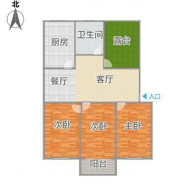 1楼3室2厅1卫-副本