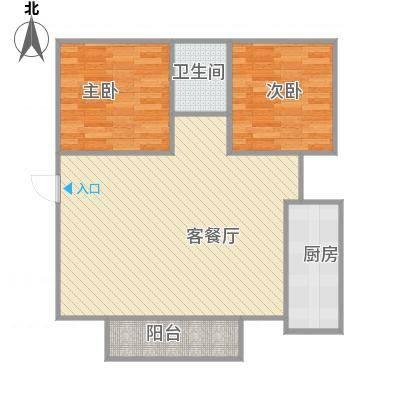 中山_御景湾花园二期_001-75平方