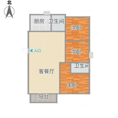 中山_御景湾花园二期_003-115平方