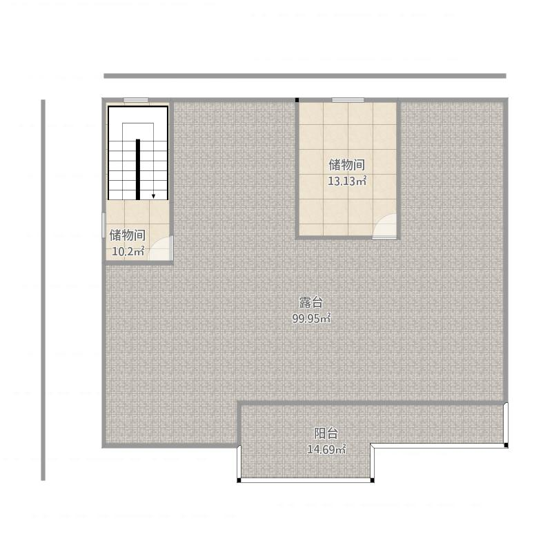 农村普通五间房设计图分享展示