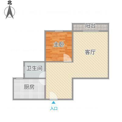 上海_浦江东旭公寓1房_2015-12-28-1823
