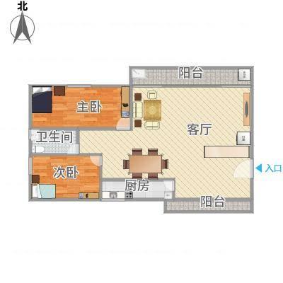 中山_东康庭1栋02户型