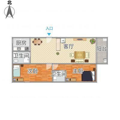 中山_东康庭1栋01户型