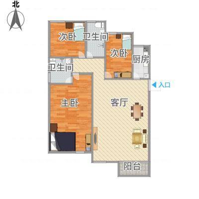 中山_东康庭2栋04户型