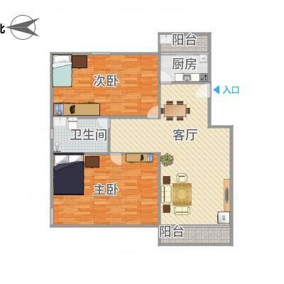 中山_东康庭2栋03户型