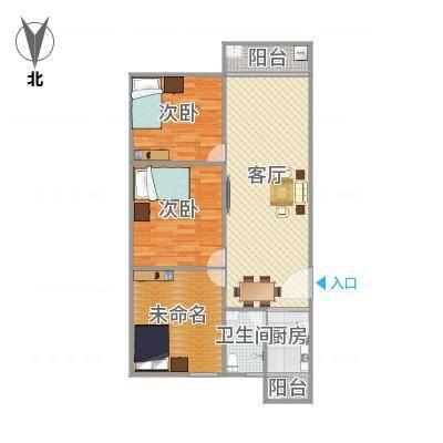 中山_东康庭3栋02户型