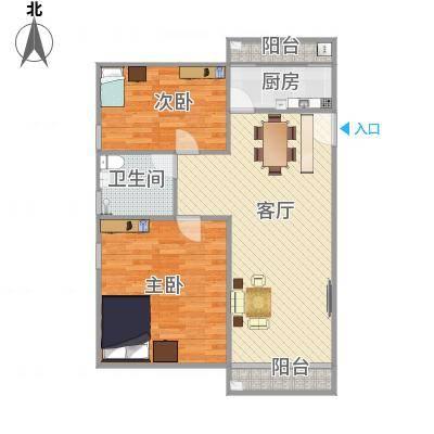 中山_东康庭3栋01户型
