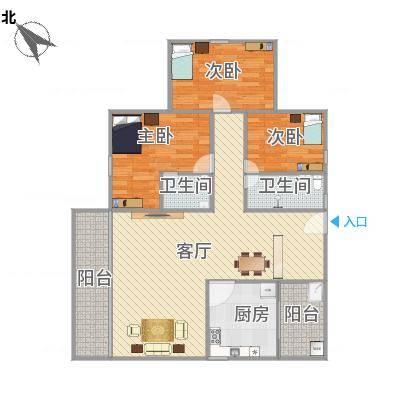 中山_东康庭5栋03户型