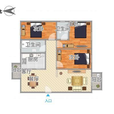 天明豪庭29栋101