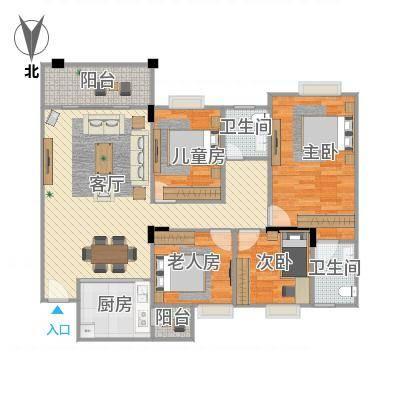 香榭丽1B-702-副本