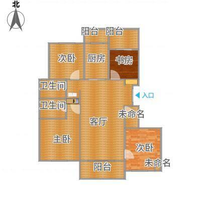 西溪华东园的户型图H8(zh)