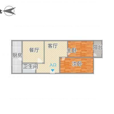 济南_玉函路单位宿舍2室2厅1卫_2016-01-02-1539