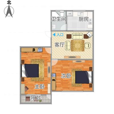 上海_沈家宅9号501室_2016-01-03-1709
