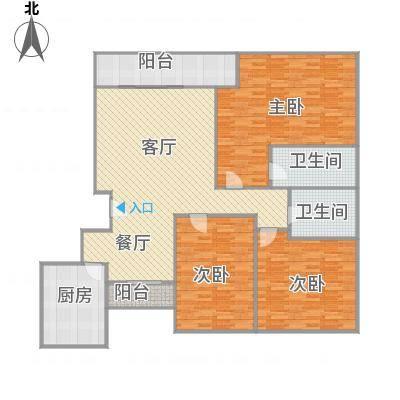 佛山_远洋城荣域25-1楼01户型_2016-01-03-2133