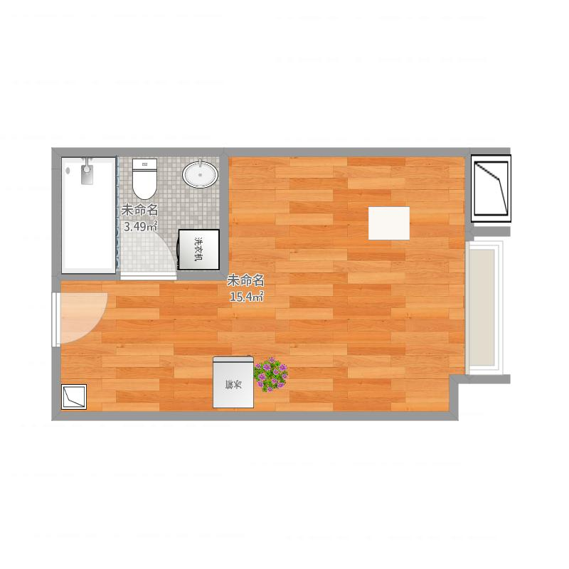 杭州 房屋平面图