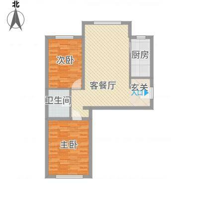 巨海城五区巨海城五区户型图2室1厅72室1厅1卫1厨户型2室1厅1卫1厨-副本