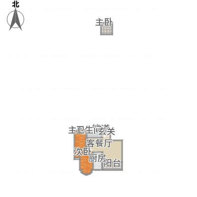 铂宫7号D户型2室-副本