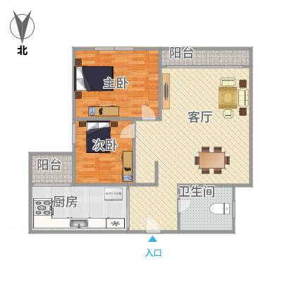 汇星豪庭26栋802房