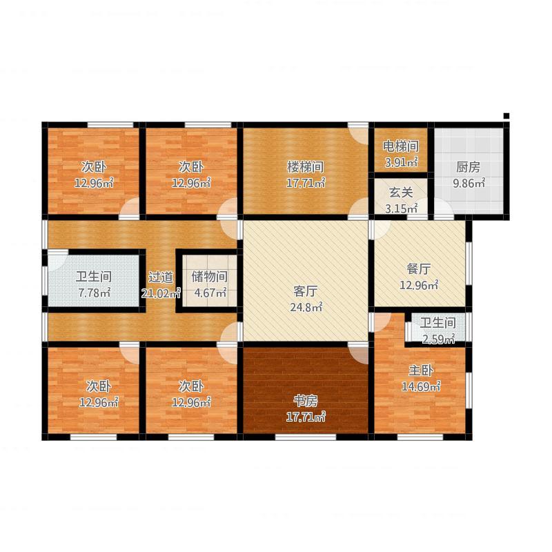 农村普通楼房设计图图片_农村普通楼房设计图图片